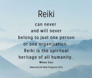 Reiki at balance4life